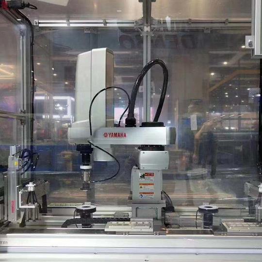 智高 CCV100 辅助工业机器人视觉定位