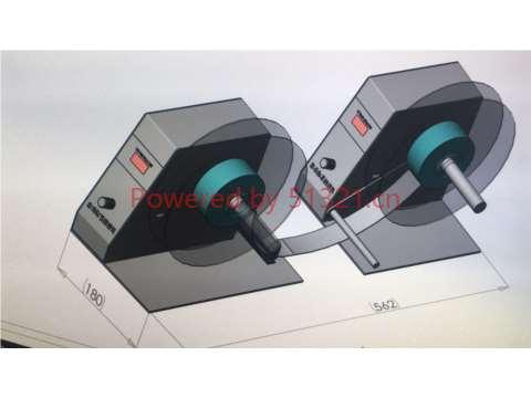 卷筒标签检测设备 - 卷标检测系统 重码检测 错码检测 无法读取的条码检测