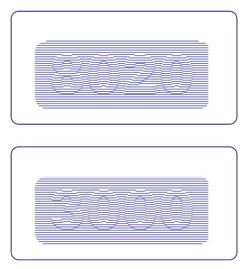 动态浮雕码 可变浮雕码 浮雕码打印软件 可变光栅码 动态光栅码 隐形光栅码 可变光栅解码打印软件