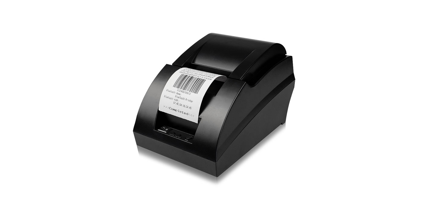 ZJ58 专业级 热敏小票打印机