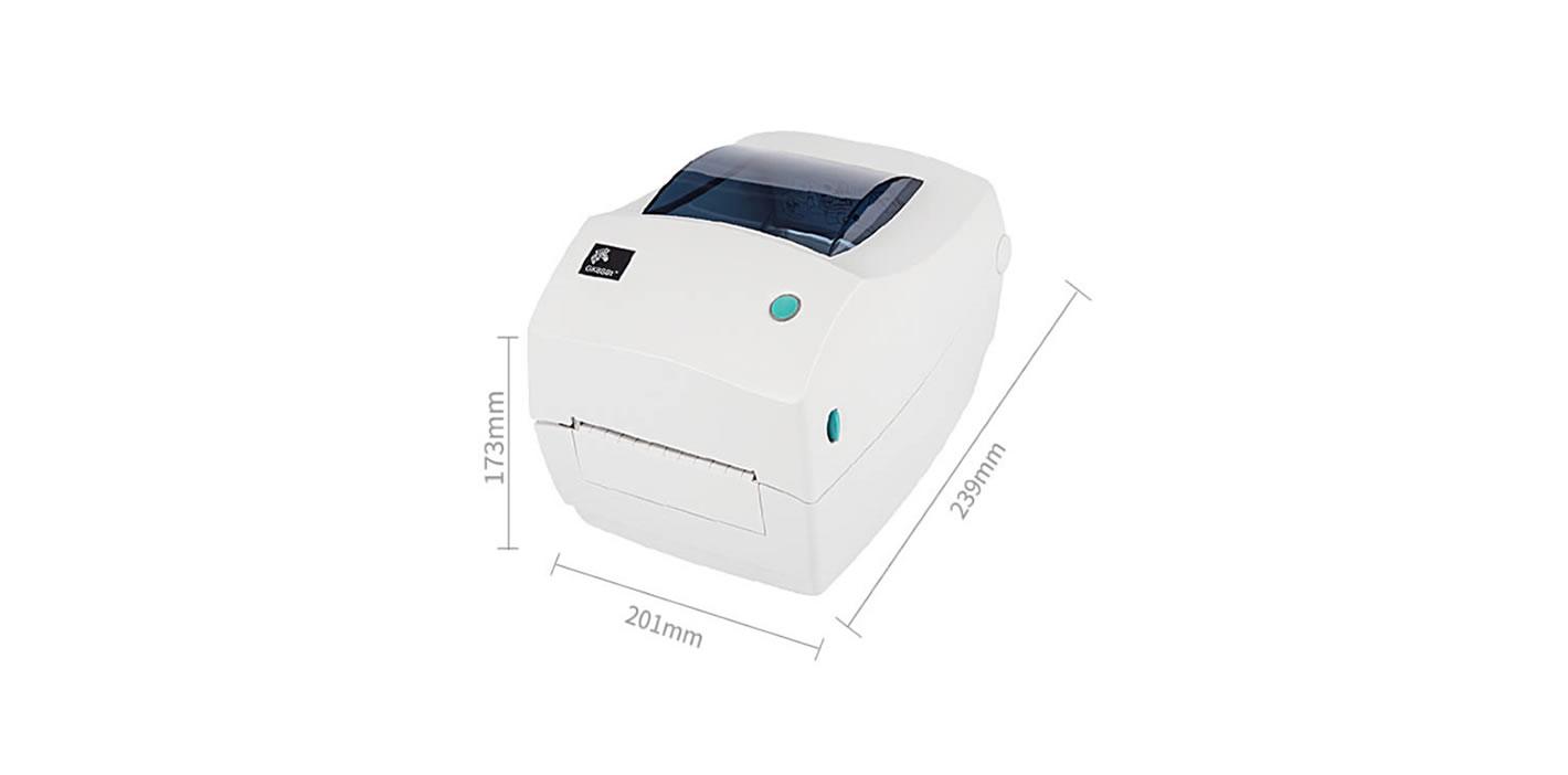 GK888专业级条码打印机