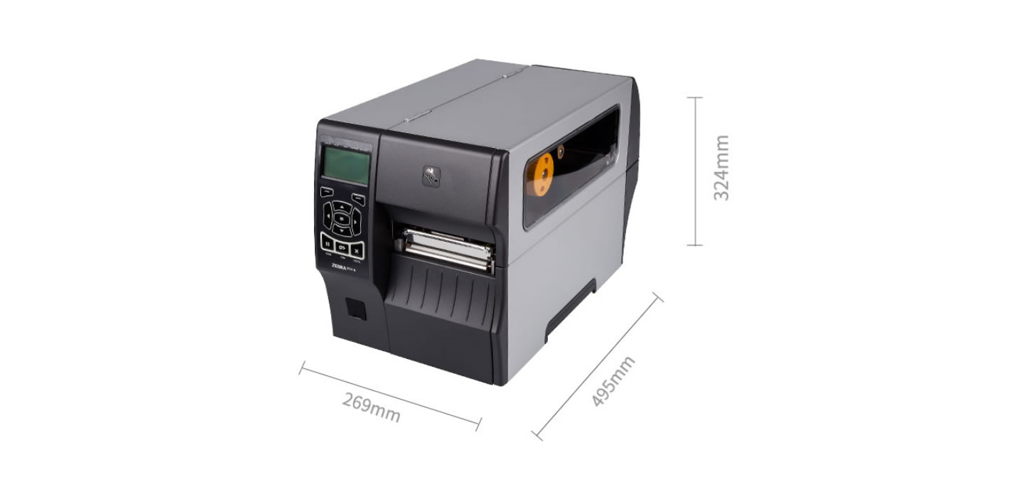 ZT410专业级条码打印机